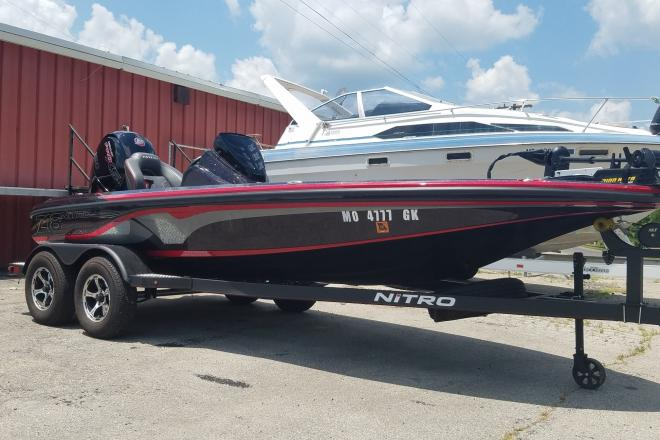 2019 Nitro Z18 - For Sale at Gravois Mills, MO 65037 - ID 193794