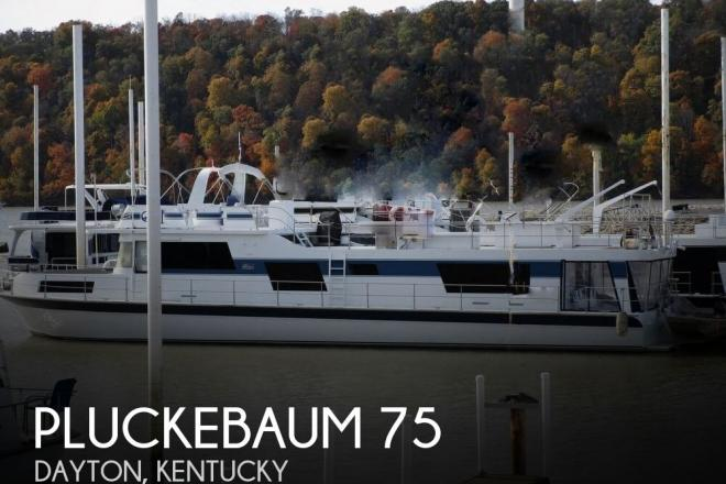 1978 Pluckebaum 75 Baymaster - For Sale at Dayton, KY 41074 - ID 153755