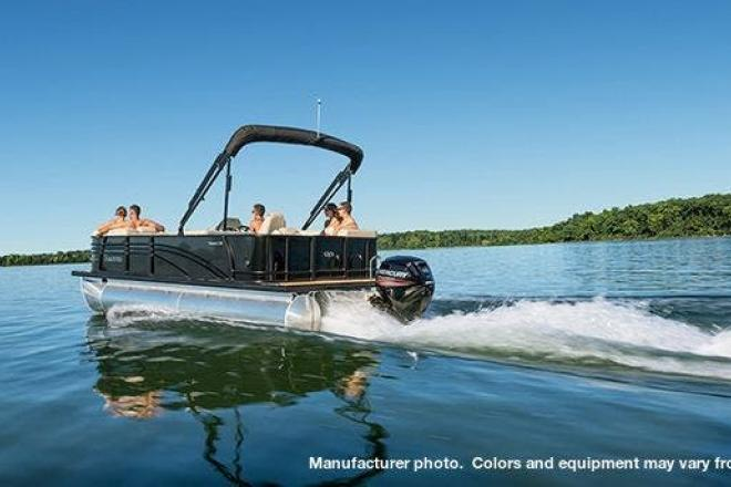 2021 Harris 230Sun/CWDH/TT - For Sale at Round Lake, IL 60073 - ID 192937