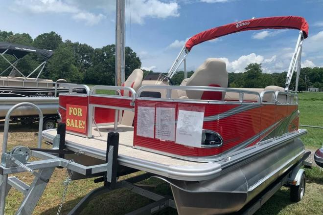2020 Tahoe Sport Fish Bow Fish 14' - For Sale at Blairsville, GA 30512 - ID 194010
