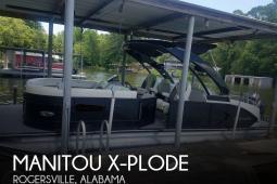 2017 Manitou SHP 250 X-plode