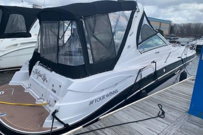 2008 Four Winns 318 V - For Sale at Madison, WI 53704 - ID 185241