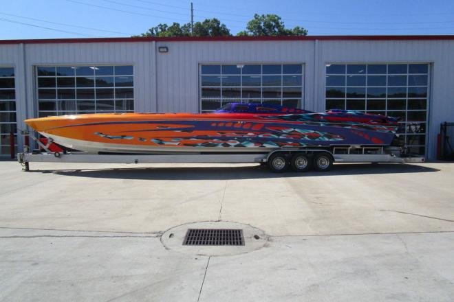 2004 Outerlimits 47 GTX - For Sale at Osage Beach, MO 65065 - ID 194082