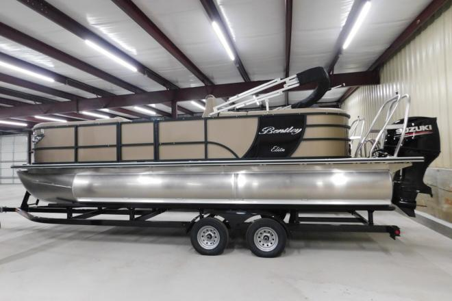 2020 Bentley Elite 223 Admiral (3/4 Tube) ON ORDER - For Sale at Macon, GA 31220 - ID 190044