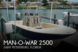 2003 Man O War 2500