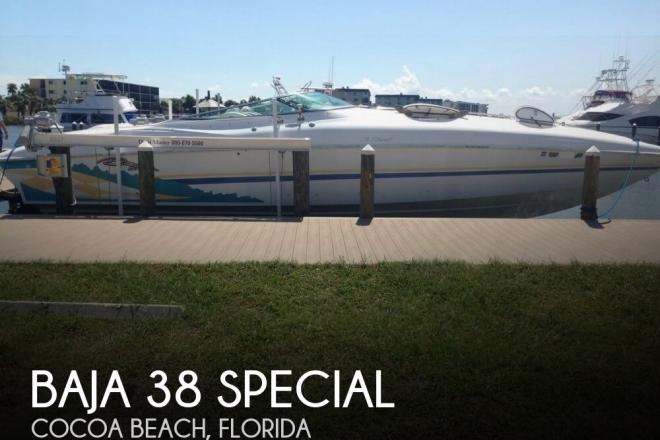 2000 Baja 38 Special - For Sale at Melbourne, FL 32941 - ID 129469