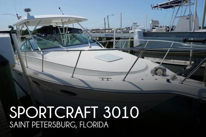 2001 Sportcraft 3010 Express - For Sale at Saint Petersburg, FL 33711 - ID 131362