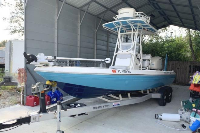 2017 Skeeter SX240 - For Sale at Saint Augustine, FL 32086 - ID 176872