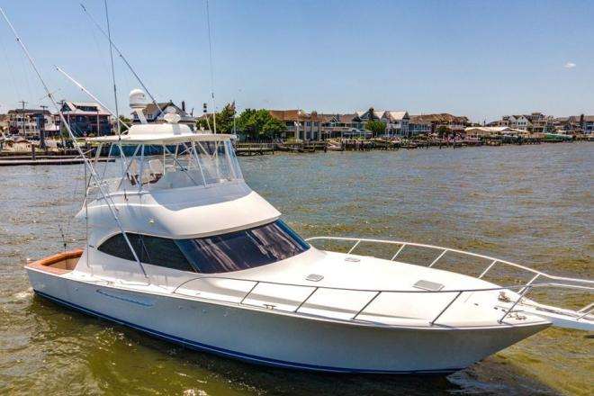 2012 Viking 46 Convertible Sportfish - For Sale at Ocean City, NJ 8226 - ID 194303