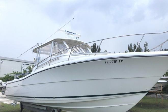 2001 Pursuit 3070 Offshore CC - For Sale at Merritt Island, FL 32952 - ID 194417