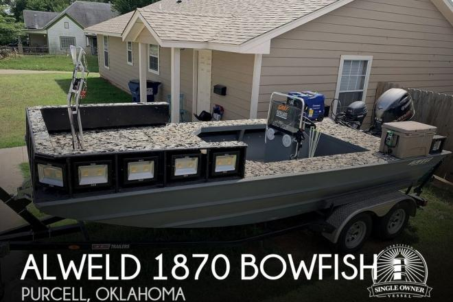 2020 Alweld 1870 Bowfish - For Sale at Purcell, OK 73080 - ID 194419
