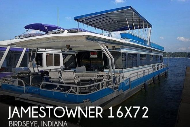 1990 Jamestowner 16x72 - For Sale at Birdseye, IN 47513 - ID 112746