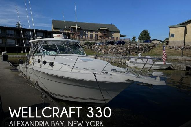 2001 Wellcraft Coastal 330 - For Sale at Henderson, NY 13650 - ID 194014