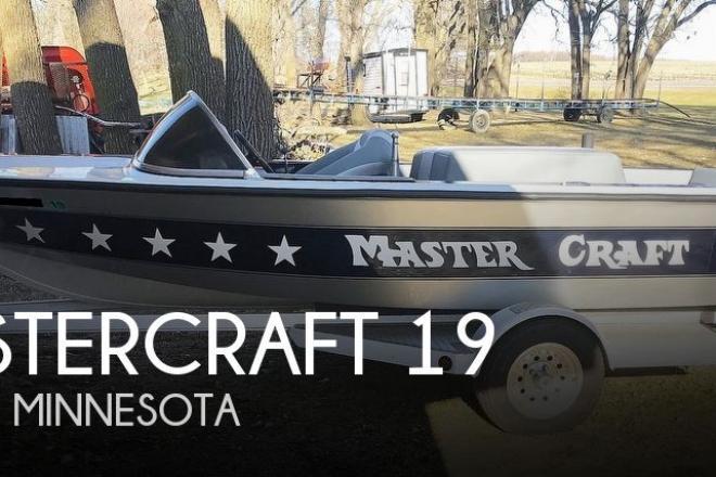 1978 Mastercraft Stars & Stripes Ski Boat - For Sale at Osakis, MN 56360 - ID 194105