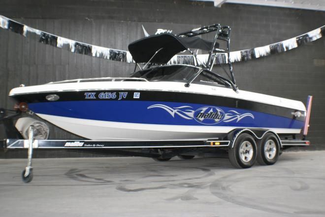 2003 Malibu Wakesetter 23 XTI - For Sale at Mc Queeney, TX 78123 - ID 194782