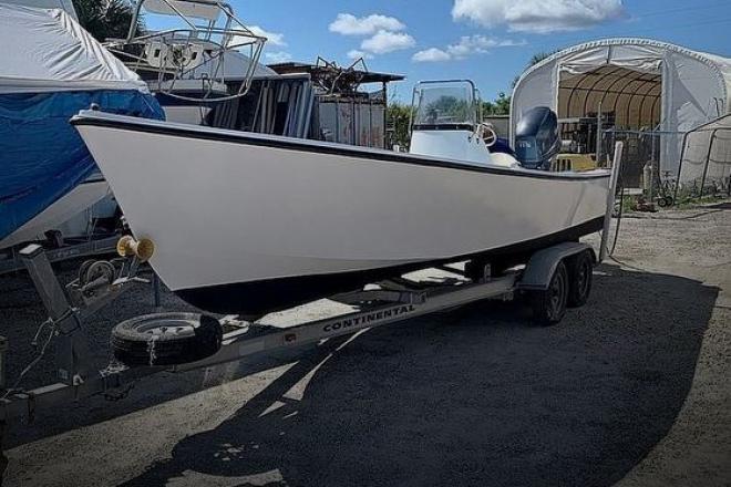1969 Aquasport 222 Flatback - For Sale at Freeport, FL 32439 - ID 194861