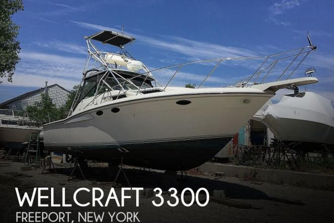 1989 Wellcraft 3300 Coastal - For Sale at Freeport, NY 11520 - ID 194698