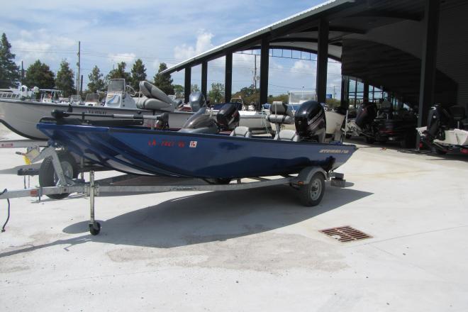2014 Lowe 175 - For Sale at Marrero, LA 70072 - ID 195098