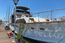 1974 Pacemaker Yacht Fisher