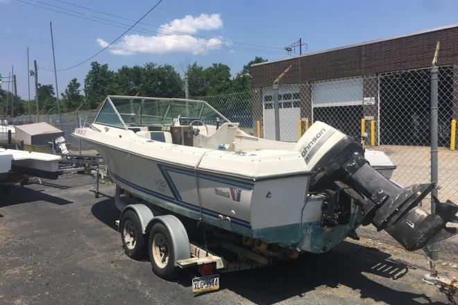 1988 Wellcraft V-20 - For Sale at Philadelphia, PA 19136 - ID 193538
