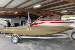 2020 G3 Boats 20 CC