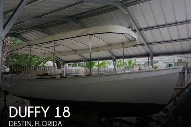 1990 Duffy 18 Electric - For Sale at Destin, FL 32541 - ID 195244