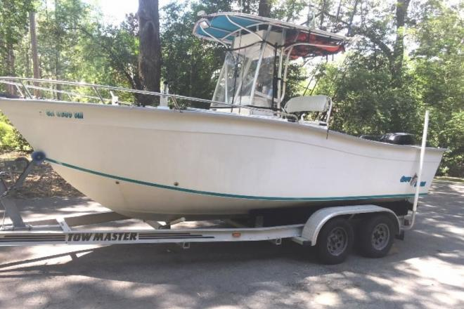 1997 Cape Horn 21 Offshore - For Sale at Dublin, GA 31021 - ID 150460