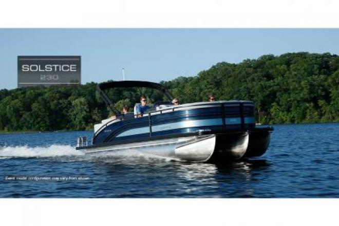 2020 Harris Solstice 230 - For Sale at La Porte, IN 46350 - ID 195362