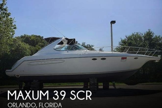 1996 Maxum 3900 SCR - For Sale at Orlando, FL 32811 - ID 195381