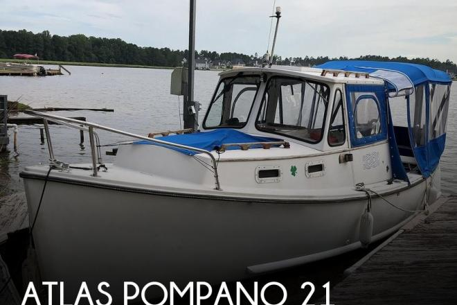 1992 Other Pompano 21 - For Sale at Sanford, NC 27332 - ID 194733