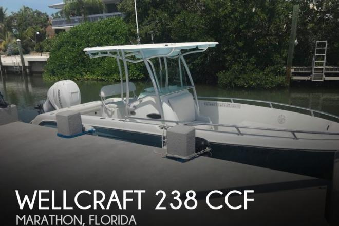 1994 Wellcraft 238 CCF - For Sale at Marathon, FL 33050 - ID 150644