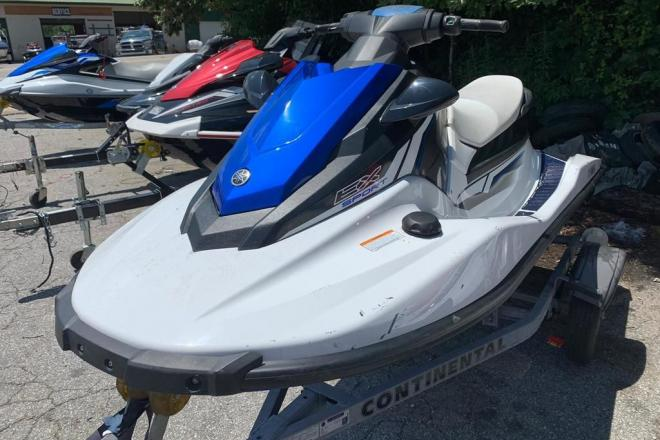 2019 Yamaha EX Sport - For Sale at Blairsville, GA 30512 - ID 195440