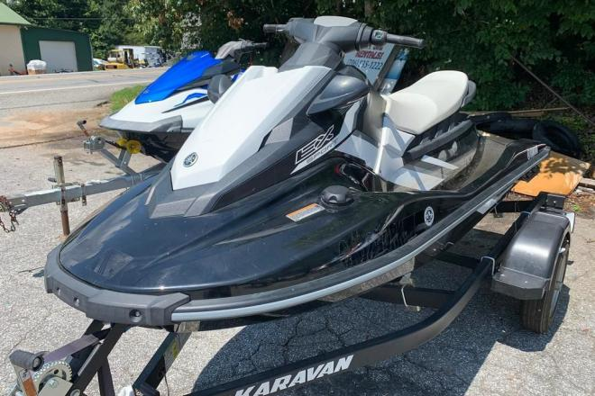 2017 Yamaha EX Sport - For Sale at Blairsville, GA 30512 - ID 195488