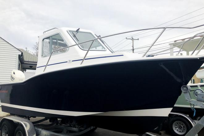 2019 NorthCoast 215  Hard Top - For Sale at North Hampton, NH 3862 - ID 178474