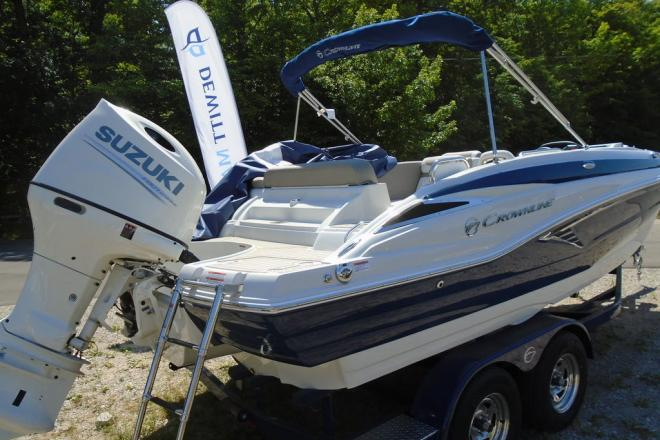2019 Crownline E 205 XS - For Sale at Bellaire, MI 49615 - ID 167888