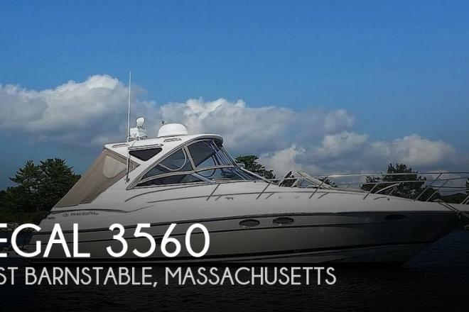 2006 Regal 3560 Commodore - For Sale at Hyannis, MA 2601 - ID 194750