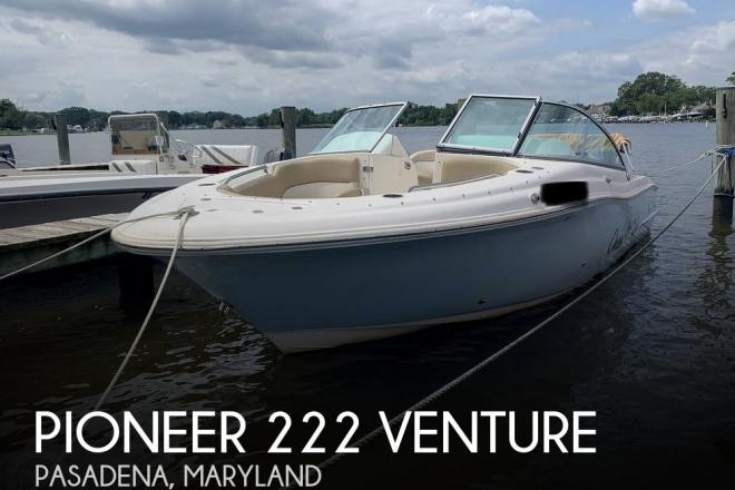 2015 Pioneer 222 Venture - For Sale at Pasadena, MD 21122 - ID 172257