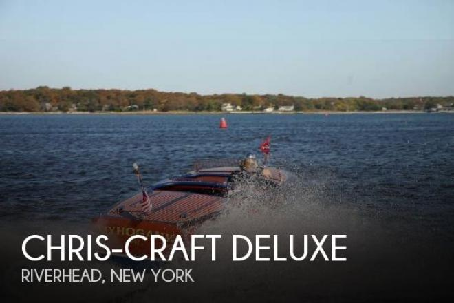 1947 Chris Craft Deluxe - For Sale at Riverhead, NY 11901 - ID 195154
