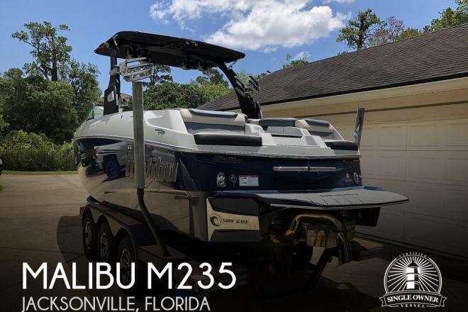 2017 Malibu M235 - For Sale at Atlantic Beach, FL 32233 - ID 190864
