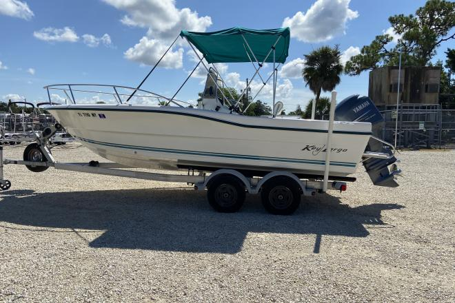 2005 Key Largo 2100 - For Sale at Port Charlotte, FL 33953 - ID 195594