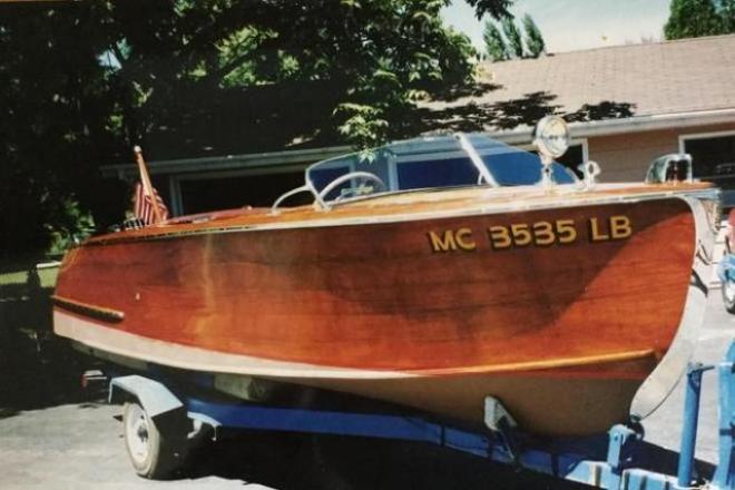 1953 Century Sea Maid - For Sale at Williamsburg, MI 49690 - ID 195620