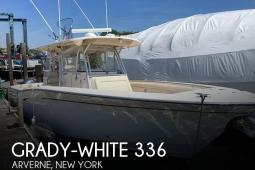 2011 Grady White 336 CANYON