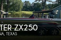 2019 Skeeter ZX250