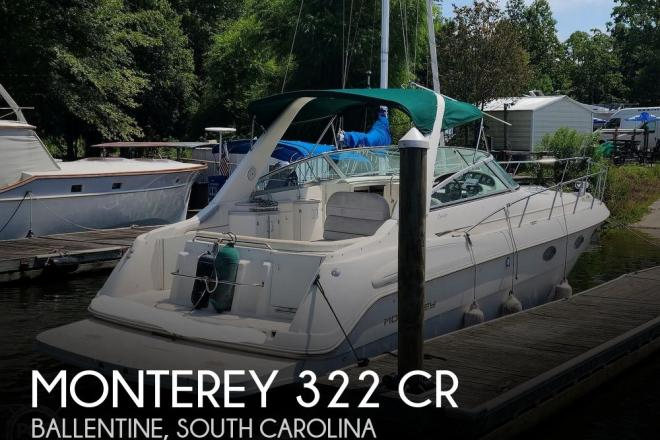 1998 Monterey 322 CR - For Sale at Irmo, SC 29063 - ID 161512