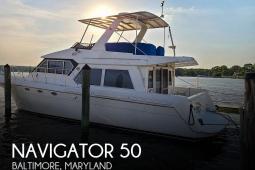 1997 Navigator Classic 50