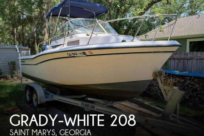 2007 Grady White 208 Adventure - For Sale at Saint Marys, GA 31558 - ID 176037