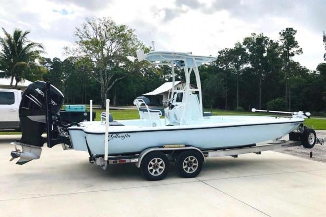 2018 Yellowfin 24 Bay CE - For Sale at Palm City, FL 34990 - ID 195805