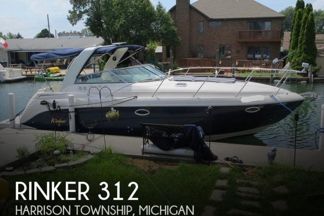 2003 Rinker 312 Fiesta Vee - For Sale at Harrison Township, MI 48045 - ID 195194