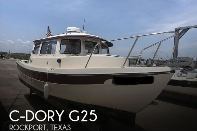 2004 C Dory 22 Cruiser - For Sale at Rockport, TX 78382 - ID 195824