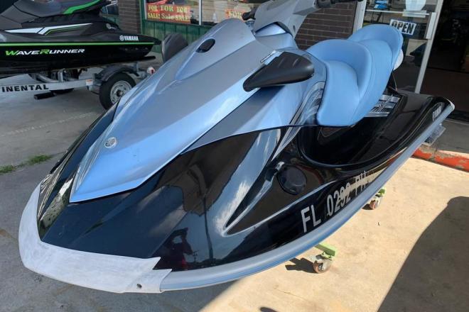2011 Yamaha WaveRunner® VX Cruiser - For Sale at Blairsville, GA 30512 - ID 195467